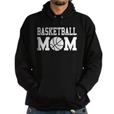 Basketball Mom Black or Navy Hoodie
