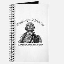George Mason 02 Journal