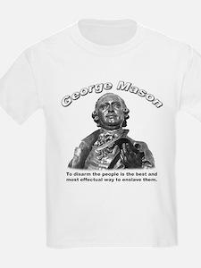 George Mason 02 Kids T-Shirt