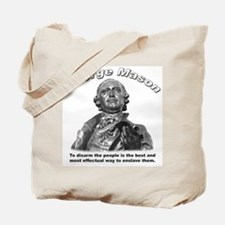 George Mason 02 Tote Bag
