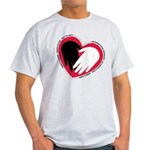 Hearts and Hands Light T-Shirt