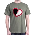 Hearts and Hands Dark T-Shirt