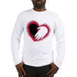 Hearts and Hands Long Sleeve T-Shirt