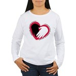 Hearts and Hands Women's Long Sleeve T-Shirt