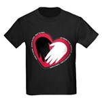 Hearts and Hands Kids Dark T-Shirt