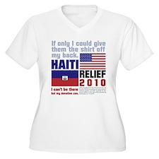 My Donation T-Shirt