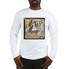 Magic Lantern Slide Long Sleeve T-Shirt
