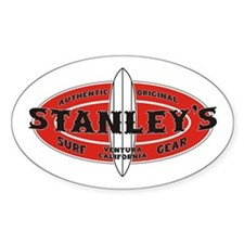 Stanley's Authentic Orig. Sticker Oval