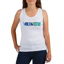 Volunteer! Women's Tank Top
