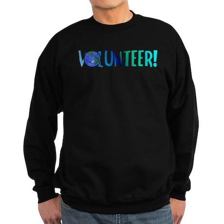 Volunteer! Sweatshirt (dark)