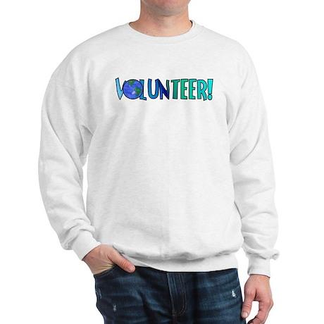 Volunteer! Sweatshirt