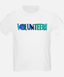Volunteer! T-Shirt