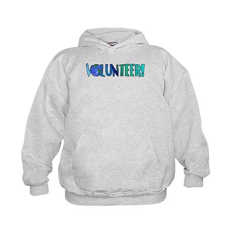 Volunteer! Kids Hoodie