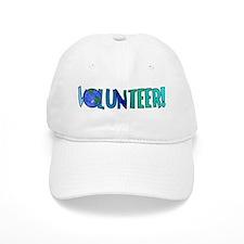 Volunteer! Baseball Cap