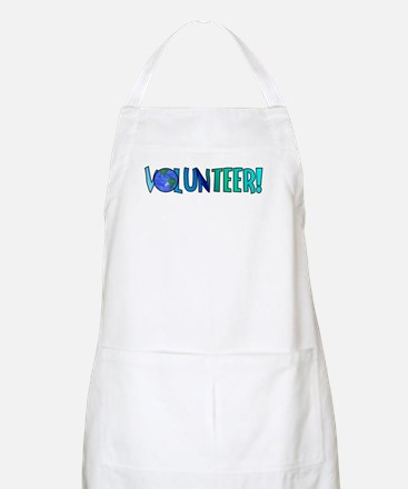 Volunteer! Apron