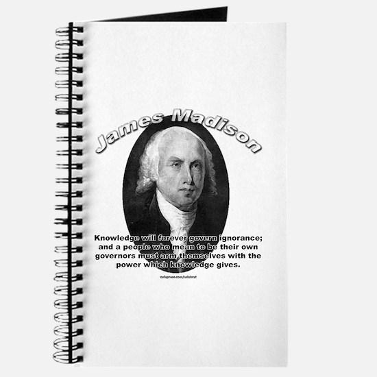 James Madison 01 Journal