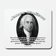 James Madison 01 Mousepad