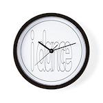 I Dance Wall Clock