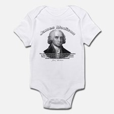 James Madison 05 Infant Creeper
