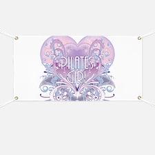 Twilight Girl Fancy Heart Banner