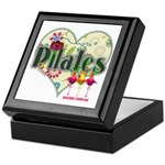 PIlates Fanciful Flowers Keepsake Box