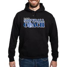 Future Softball Coach Hoodie