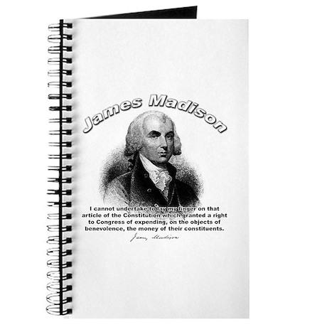 James Madison 06 Journal