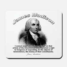 James Madison 06 Mousepad