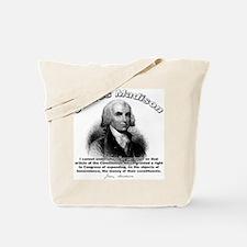 James Madison 06 Tote Bag