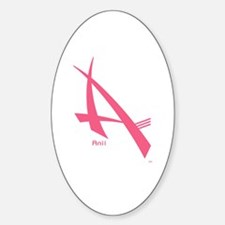 Anii Oval Decal
