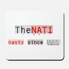 Nasty NATI (Cincinnati) Mousepad
