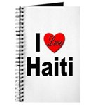 I Love Haiti Journal