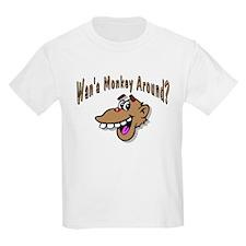 Monkey Around Kids T-Shirt