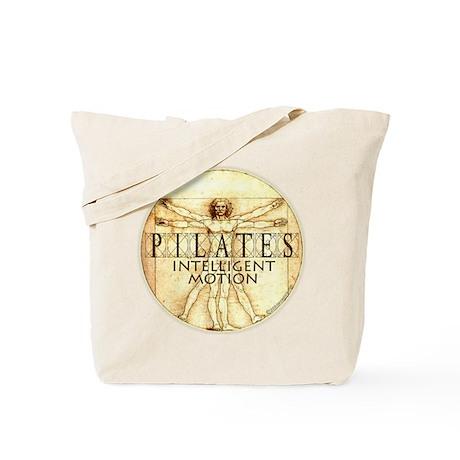 Pilates Intelligent Motion Tote Bag