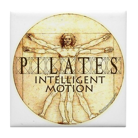 Pilates Intelligent Motion Tile Coaster