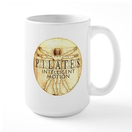 Pilates Intelligent Motion Large Mug