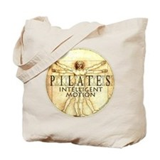 Pilates Intelligent Motion Tote Bag