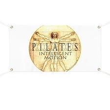 Pilates Intelligent Motion Banner
