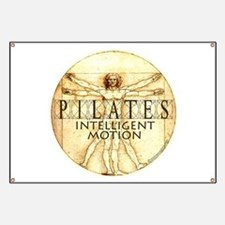 Pilates Intelligent Motion Banner