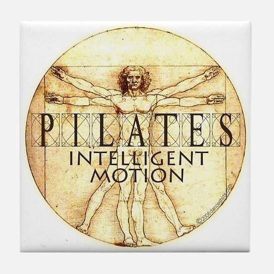 Pilates Intelligent Motion Tile Coaster