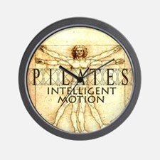Pilates Intelligent Motion Wall Clock