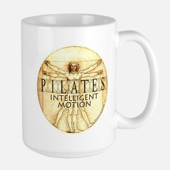 Pilates Intelligent Motion Large Mug