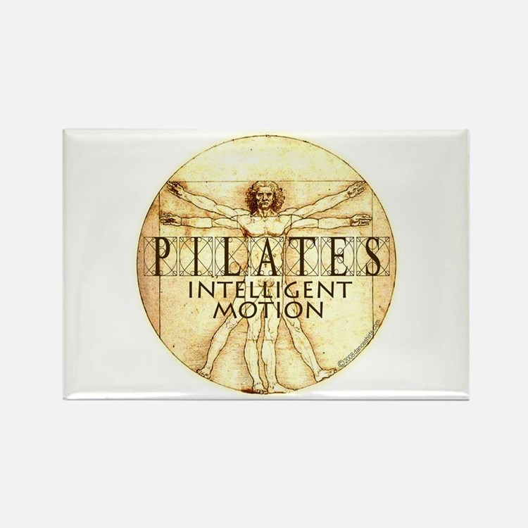 Pilates Intelligent Motion Rectangle Magnet