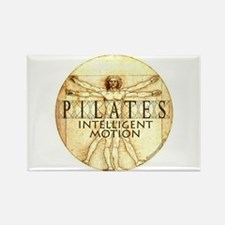 Pilates Intelligent Motion Rectangle Magnet (10 pa