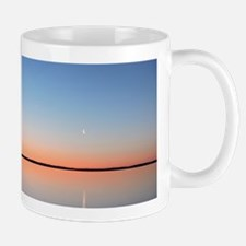 Moon Sunrise 2 Mugs