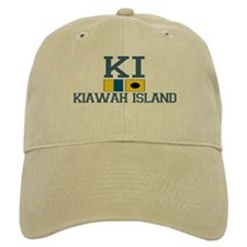 Kiawah Island SC - Nautical Design Cap