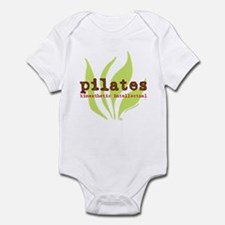 Pilates Kinesthetic Intellectual Infant Bodysuit