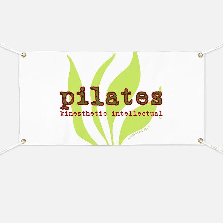 Pilates Kinesthetic Intellectual Banner