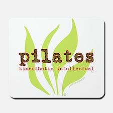 Pilates Kinesthetic Intellectual Mousepad
