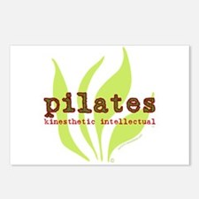 Pilates Kinesthetic Intellectual Postcards (Packag